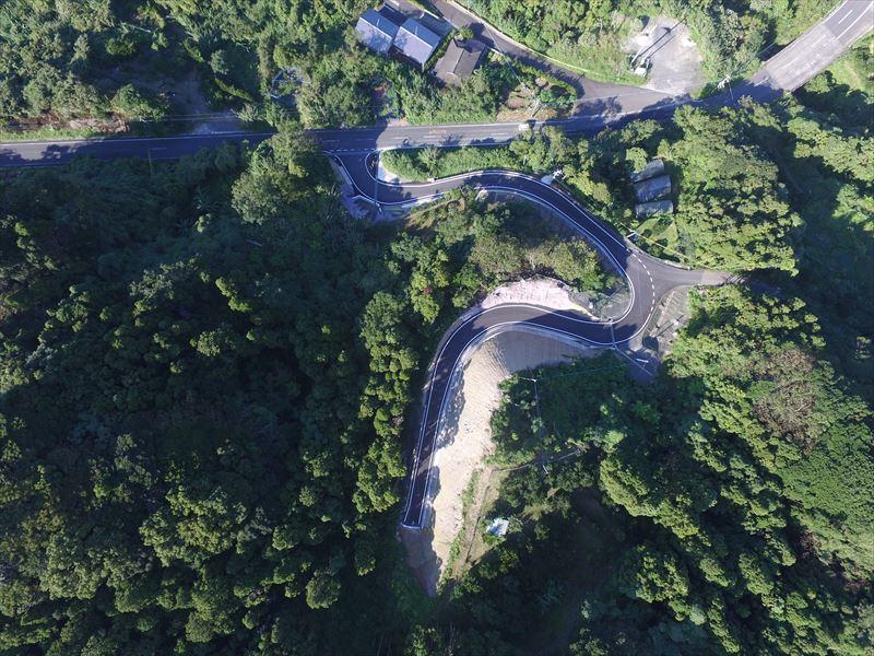 森林管理道開設屋久島北部線1工区(農山漁村地域整備交付金)