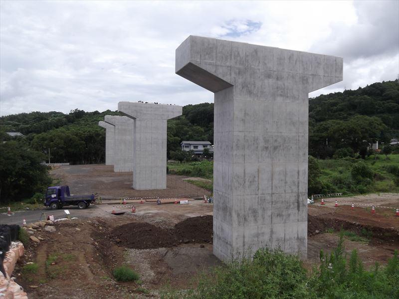 鹿児島3号櫓木川橋下部工工事