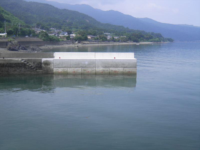 28災第1号 中浜漁港災害復旧工事