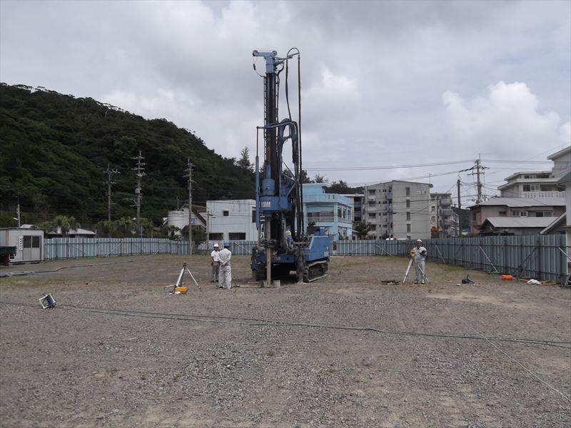 瀬戸内町発注 休憩施設建設工事(JV)