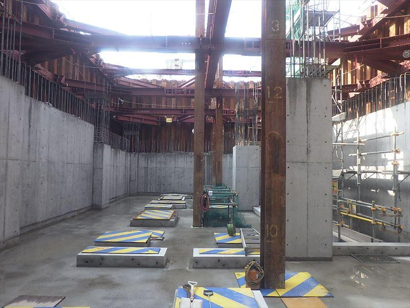 宮里浄化センター建設工事その5(2018-2)