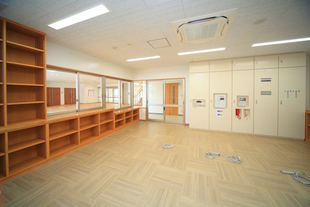 休憩施設(交付金)建設工事(1工区) きゅら島交流館
