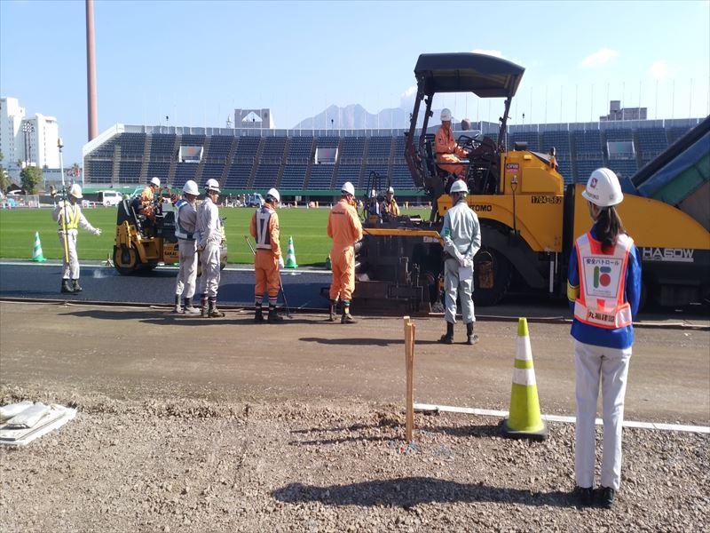 かごしま国体会場施設整備工事