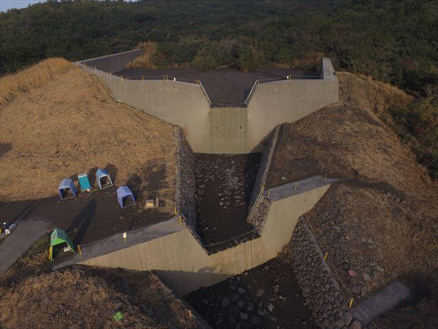 第一古里川砂防施設改築工事