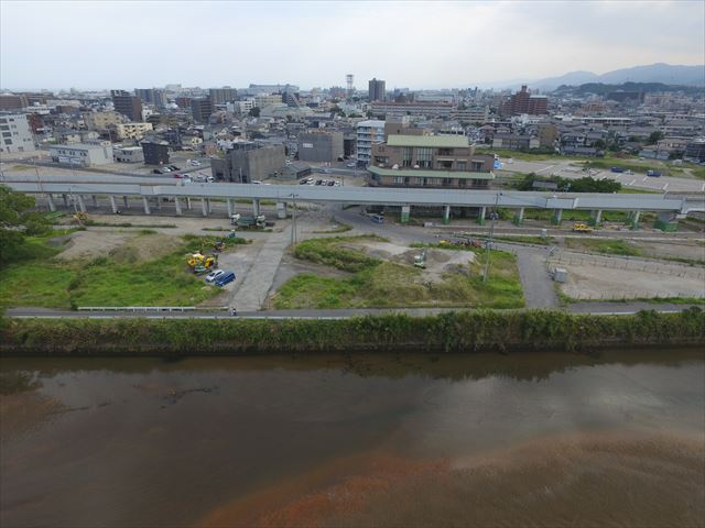 谷山駅周辺地区区画道路擁壁築造工事(その4)