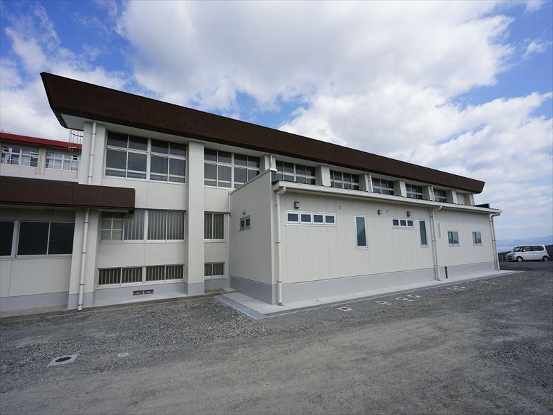 錦江台小学校屋内運動場大規模改造その他本体工事