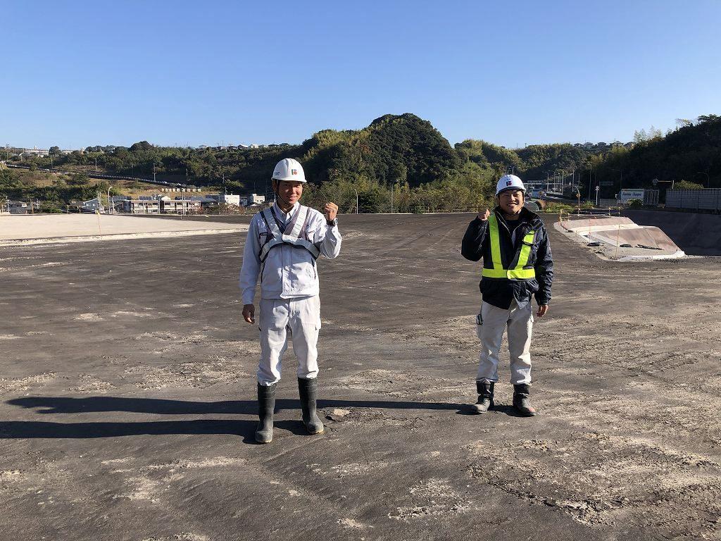 指宿有料道路(Ⅲ期)山田IC改築工事(R1-13工区)