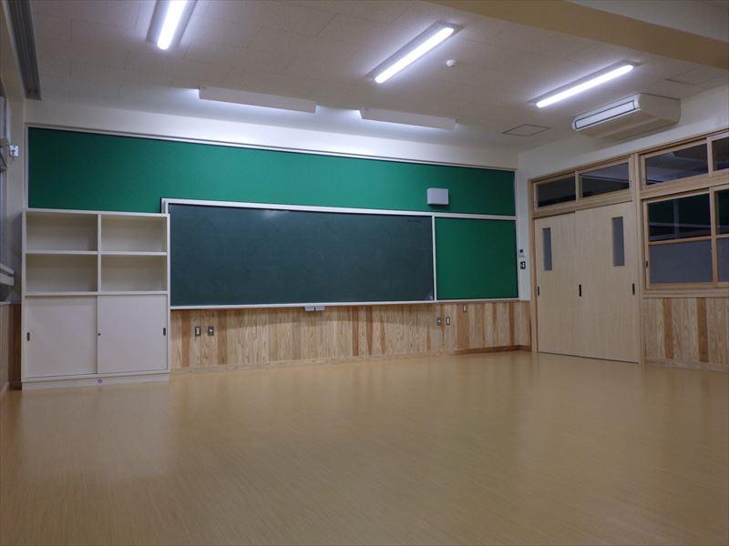 中山小学校校舎20号棟長寿命化改修その他本体工事
